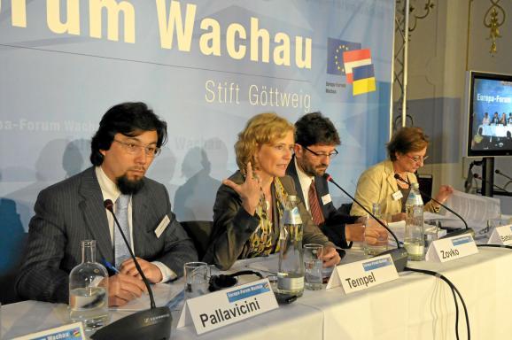 Europa-Forum Wachau 2009