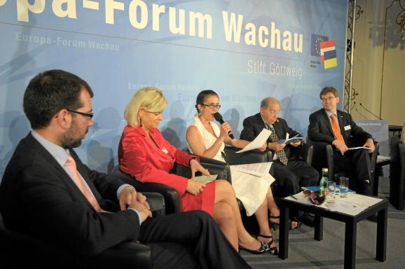Europa-Forum Wachau 2011