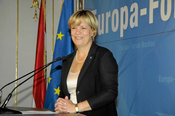 Barbara Schwarz, Europa-Forum Wachau 2012