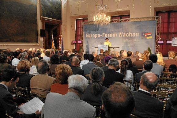Europa-Forum Wachau 2008