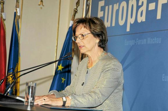 Emilia Müller, Europa-Forum Wachau 2012