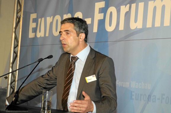 Rosen Plevneliev, Europa-Forum Wachau 2011