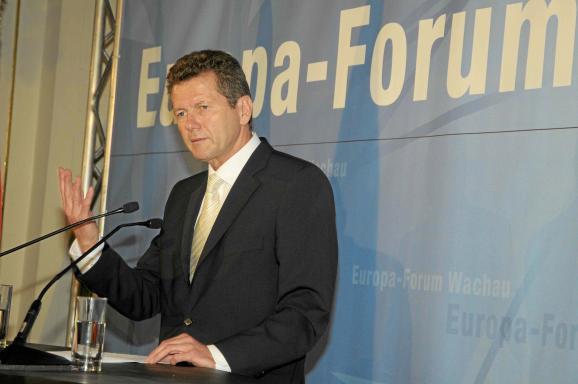 Wolfgang Waldner, Europa-Forum Wachau 2011