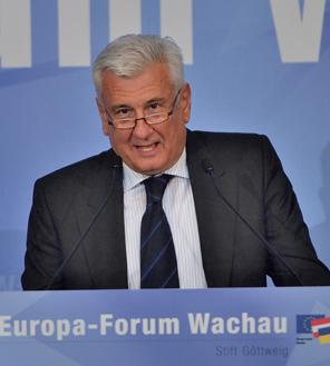 Pero Janković, Europa-Forum Wachau 2014