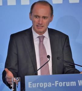 Othmar Karas, Europa-Forum Wachau 2014