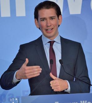 Sebastian Kurz, Europa-Forum Wachau 2014
