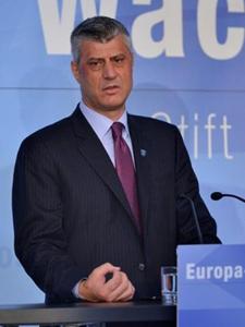 Hashim Thaçi, Europa-Forum Wachau 2013