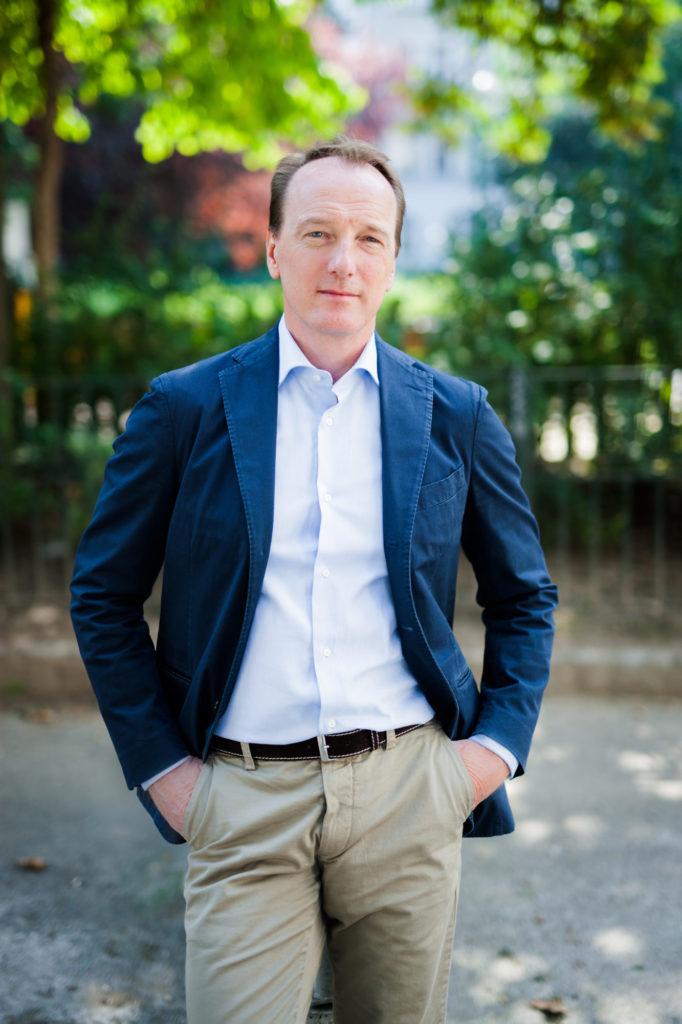 Marc Elsberg, Europa-Forum Wachau 2019