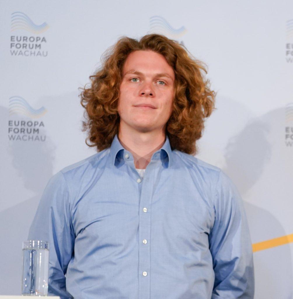 Tim Noetzel, Europa-Forum Wachau 2019