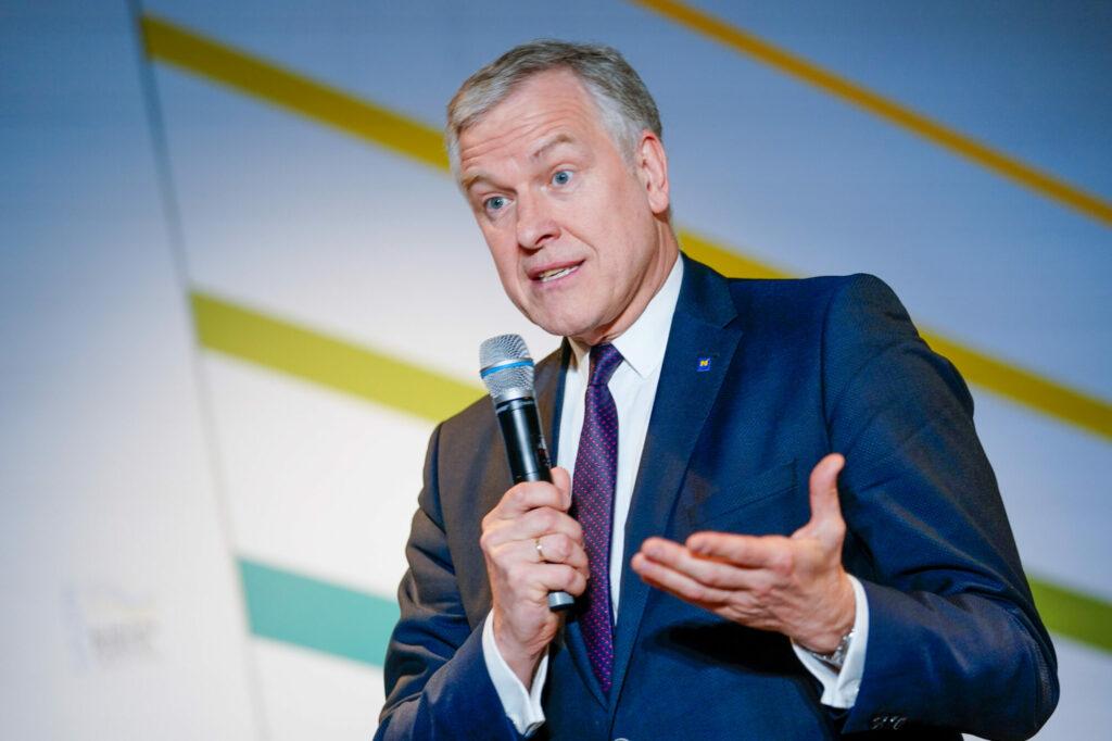Martin Eichtinger, 5. Salon EFW – A healthy Europe