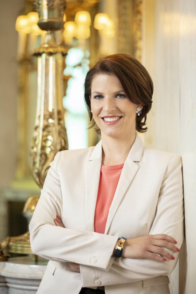 Karoline Edtstadler, 5. Salon EFW – A healthy Europe