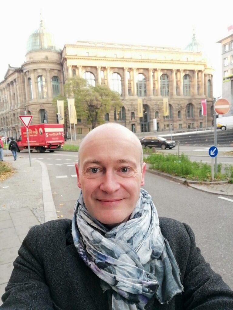 Francesco Zambon, 5. Salon EFW – A healthy Europe