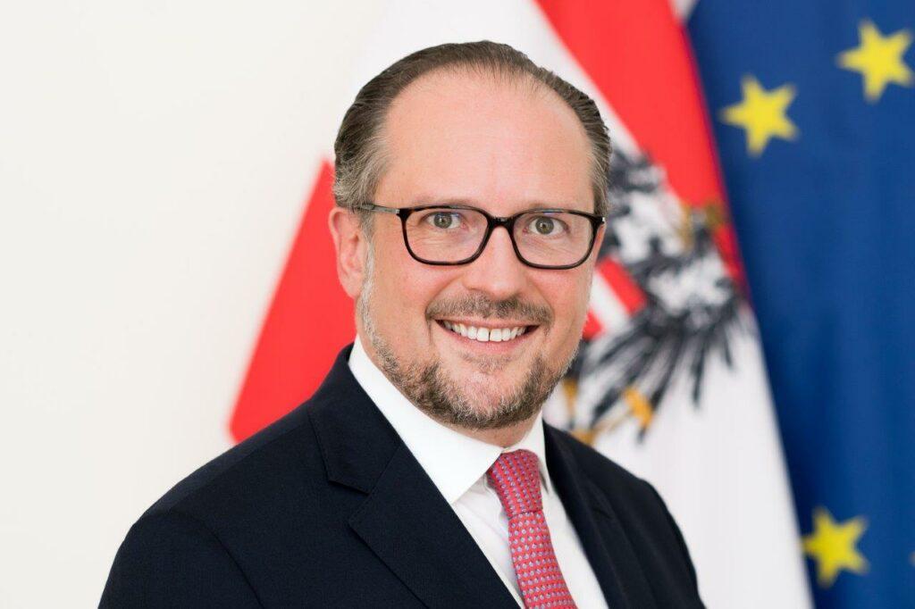 Alexander Schallenberg, Europa-Forum Wachau 2021